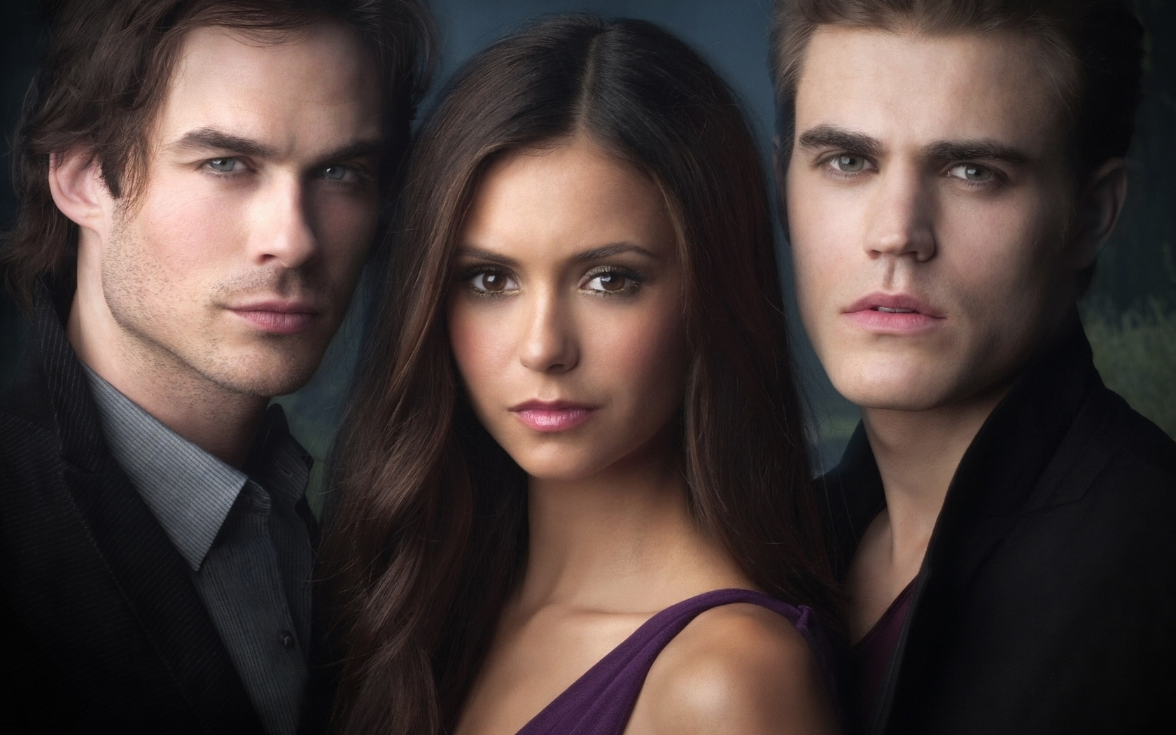 45375 download wallpaper Cinema, People, Vampire Diaries screensavers and pictures for free