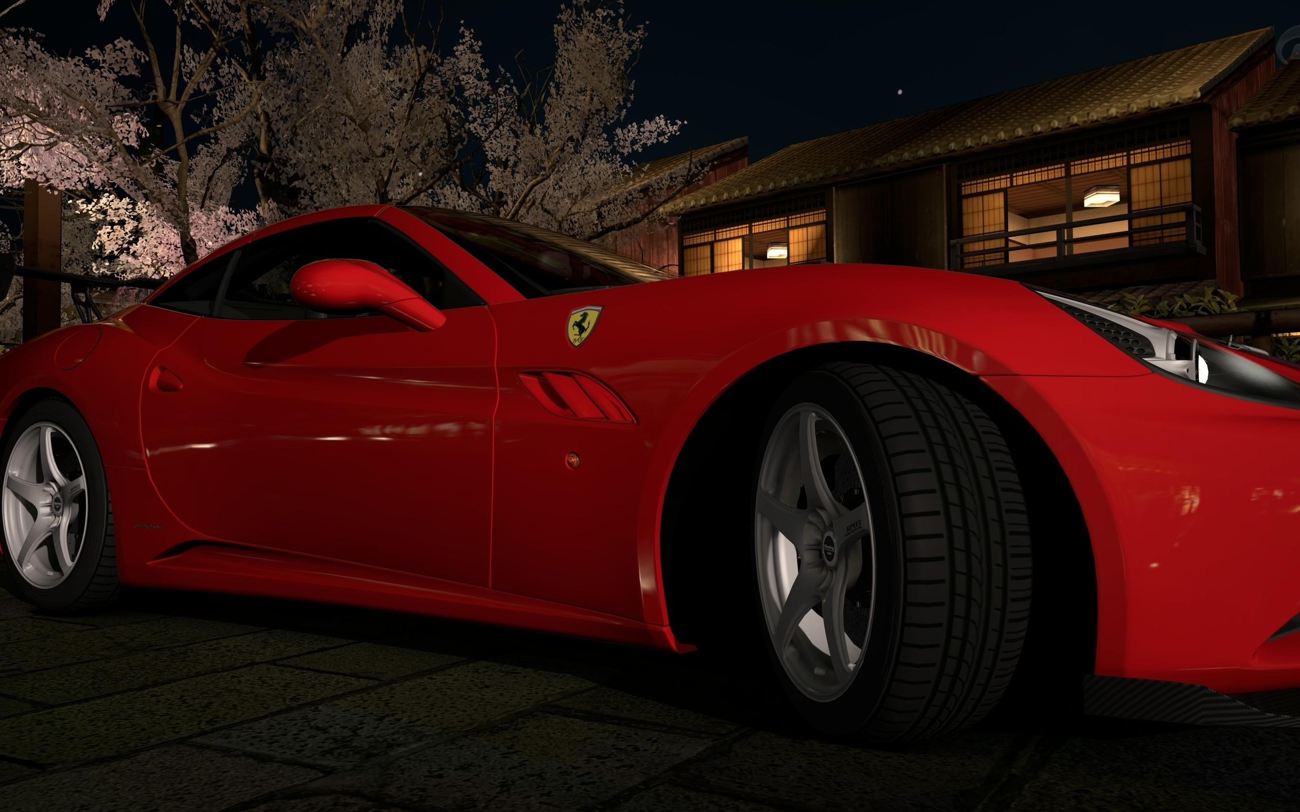 46618 скачать обои Транспорт, Машины, Феррари (Ferrari) - заставки и картинки бесплатно