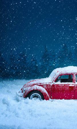 150207 Salvapantallas y fondos de pantalla Nieve en tu teléfono. Descarga imágenes de Coches, Carro, Coche, Retro, Invierno, Nieve, Nevada, Clásico, Vendimia, Viejo gratis