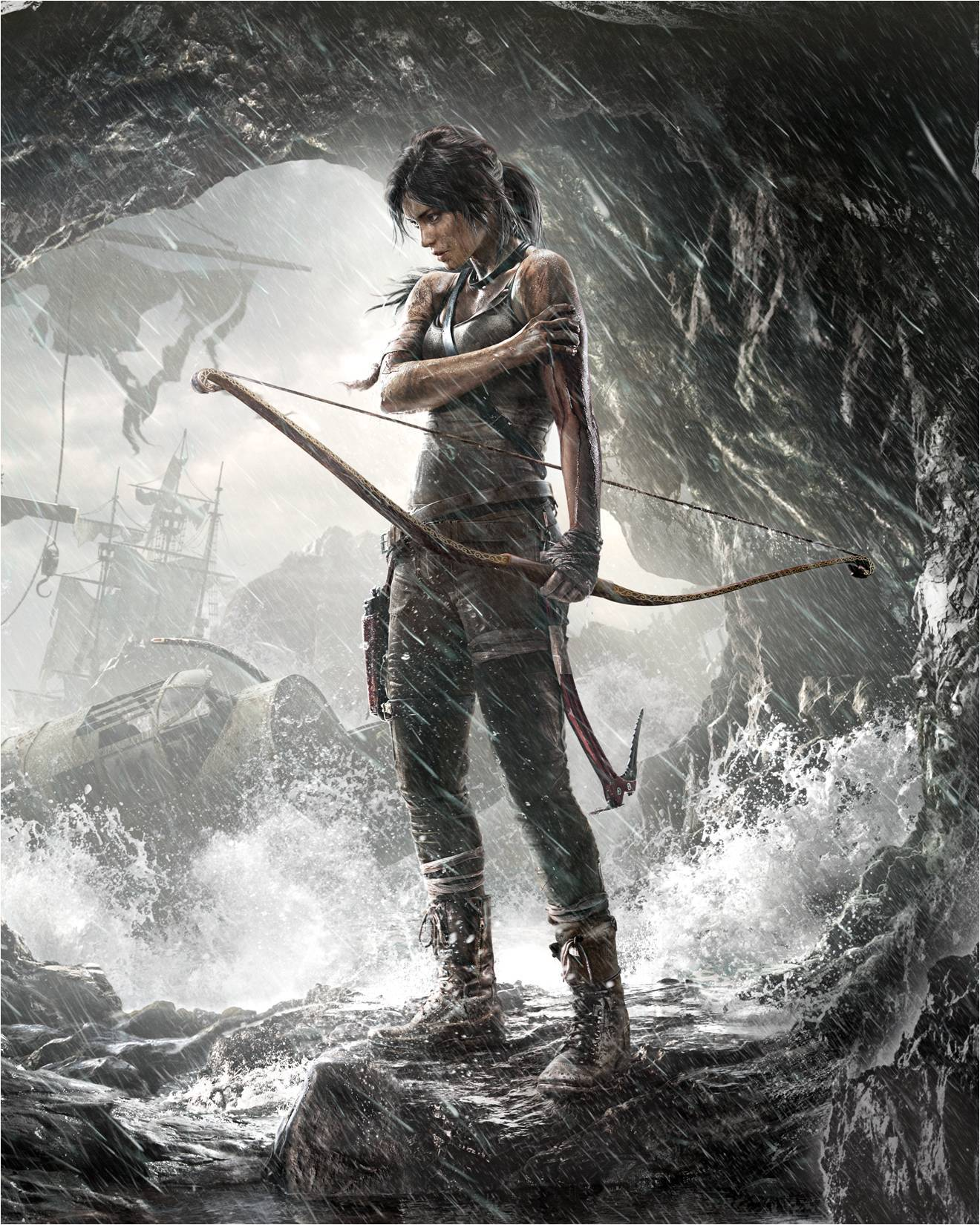 17548 download wallpaper Games, People, Girls, Pictures, Tomb Raider screensavers and pictures for free