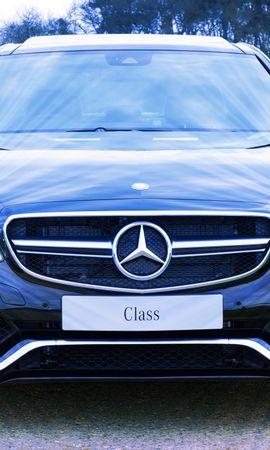 117004 télécharger le fond d'écran Voitures, Mercedes, Mercedes-Benz, Classe S, Vue De Face - économiseurs d'écran et images gratuitement