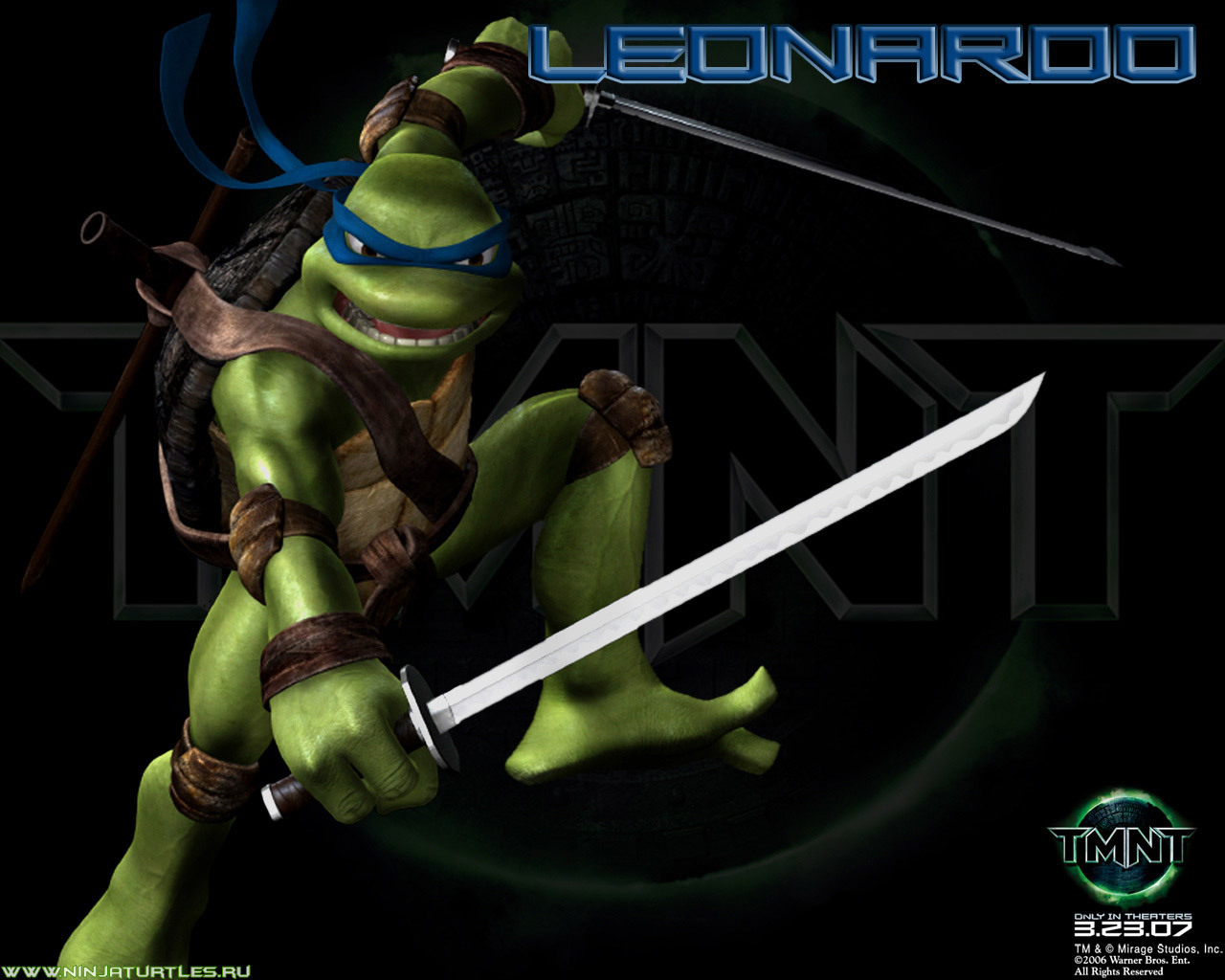 12137 download wallpaper Cartoon, Tmnt screensavers and pictures for free