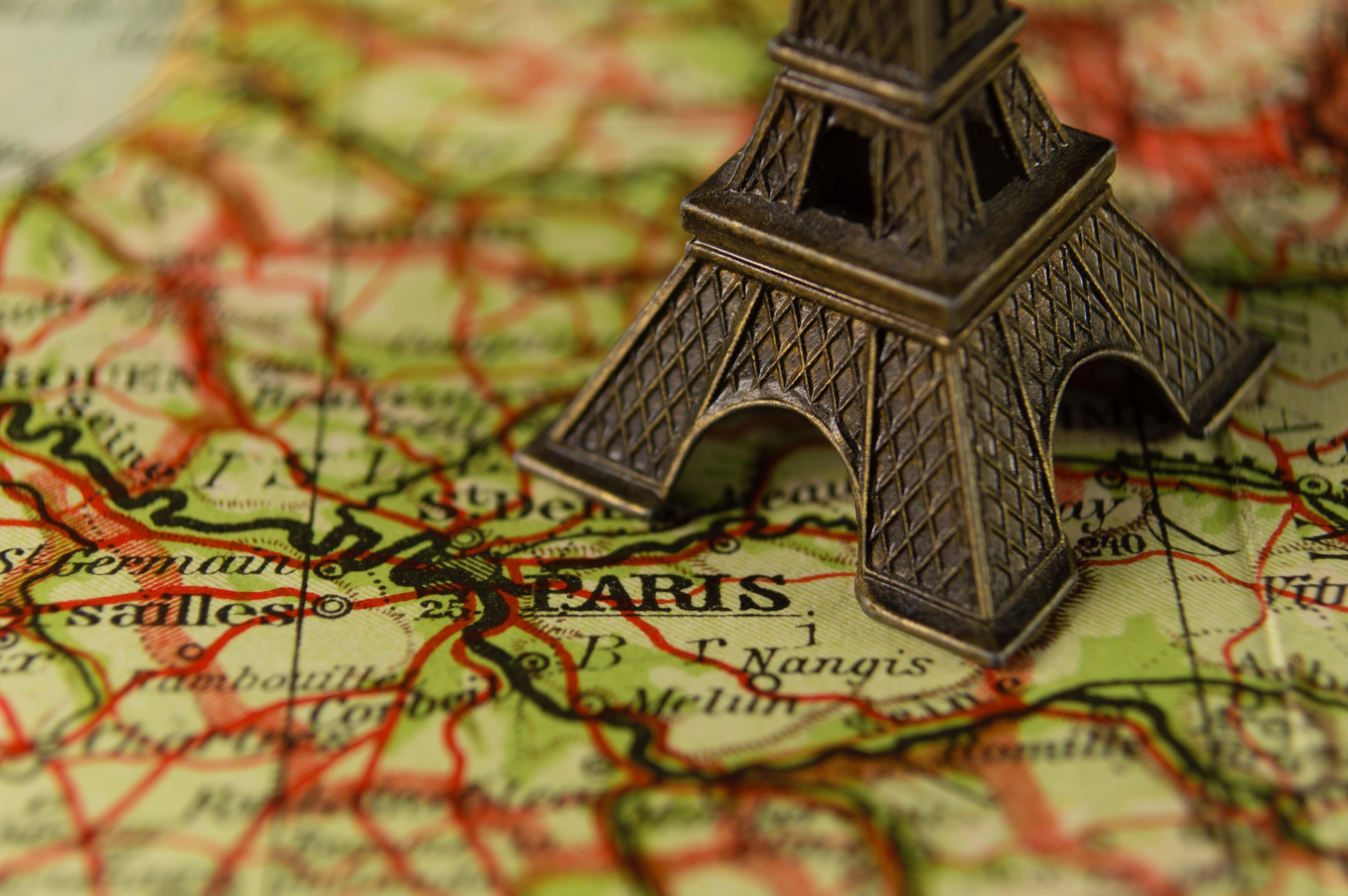 78176 télécharger le fond d'écran Divers, France, Carte, Miniature, Tour Eiffel - économiseurs d'écran et images gratuitement
