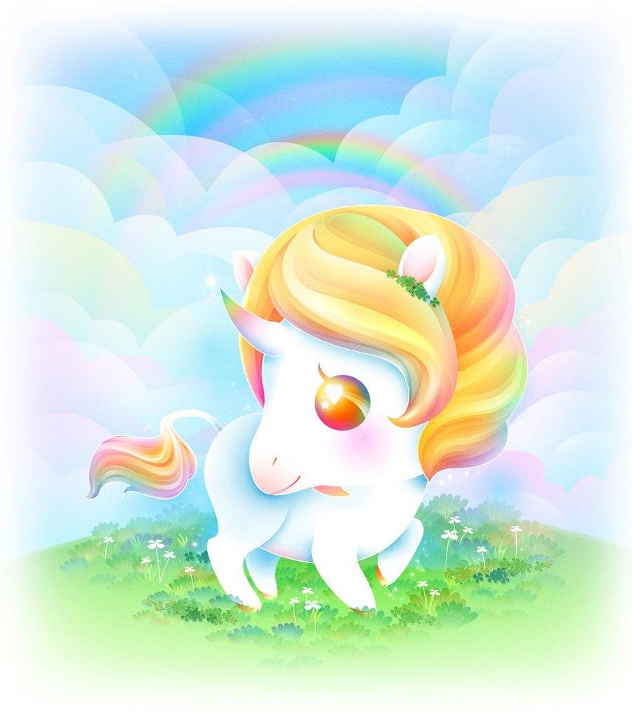 30212 Hintergrundbild herunterladen Fantasie, Unicorns - Bildschirmschoner und Bilder kostenlos