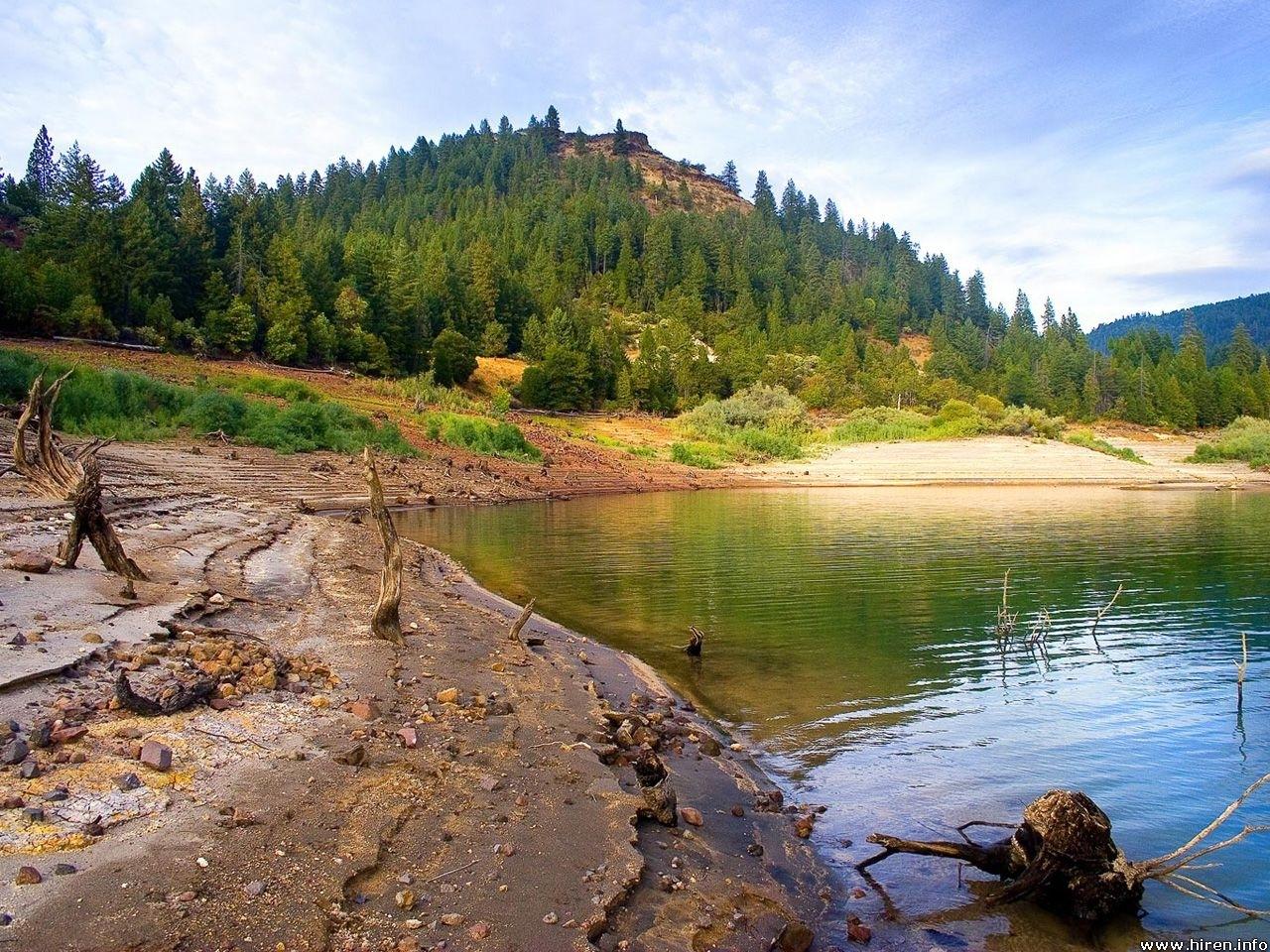 4342 скачать обои Пейзаж, Вода, Деревья - заставки и картинки бесплатно