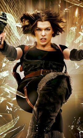 28037 descargar fondo de pantalla Cine, Personas, Chicas, Actores, Resident Evil, Milla Jovovich: protectores de pantalla e imágenes gratis