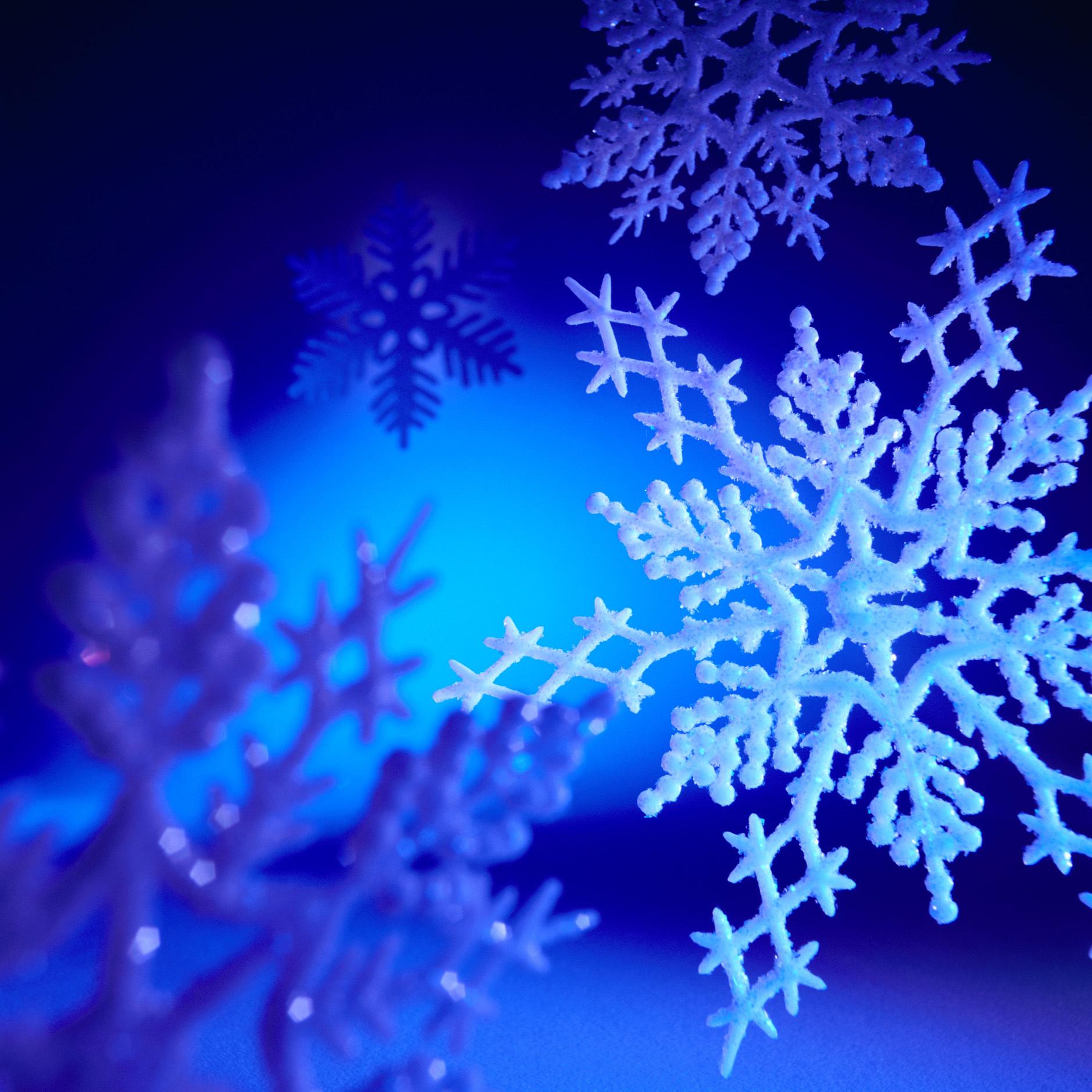 14049 скачать обои Фон, Новый Год (New Year), Праздники, Рождество (Christmas, Xmas), Снежинки - заставки и картинки бесплатно