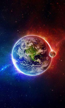 131795 baixe gratuitamente papéis de parede de Laranja para seu telefone, Terra, Planeta, Os Elementos, Elementos, Equilíbrio, Universo imagens e protetores de tela de Laranja para seu celular