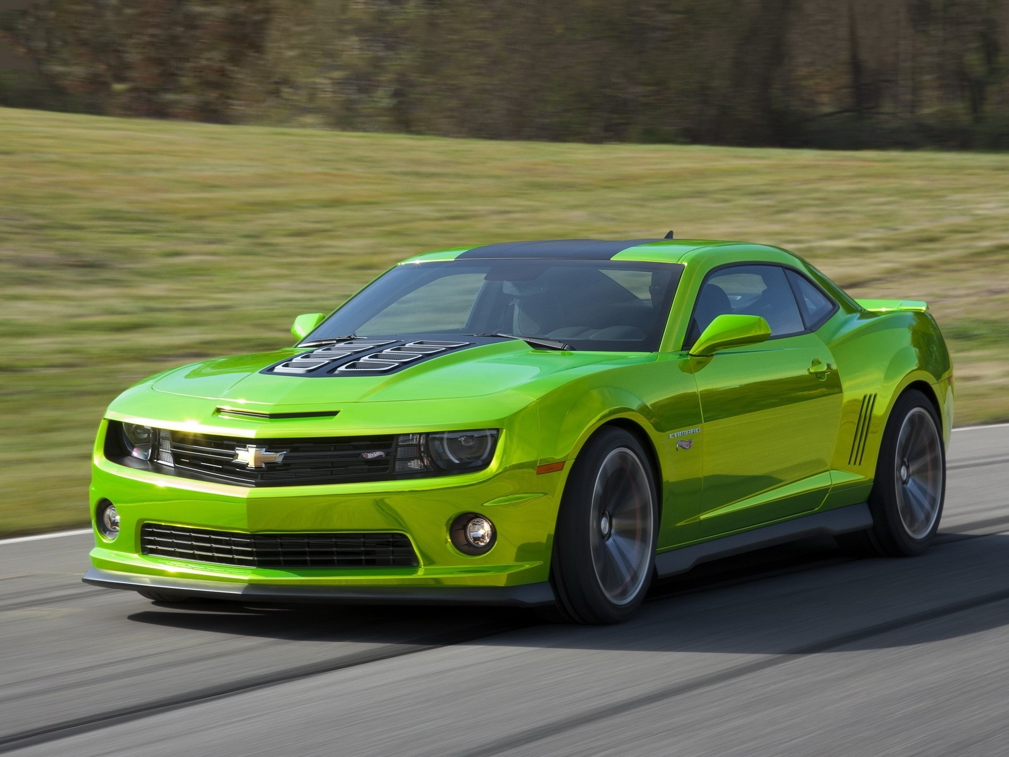 51595 download wallpaper Cars, Chevrolet Camaro, Auto, Car, Machine, Speed screensavers and pictures for free