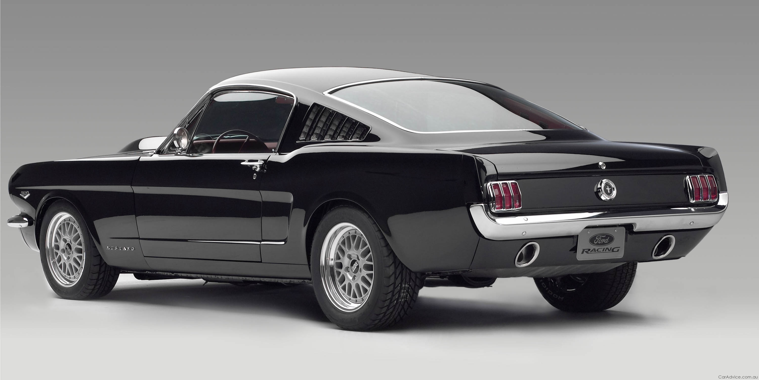 152259 download wallpaper Auto, Ford, Mustang, Cars, Back View, Rear View, Style, Celebrates screensavers and pictures for free