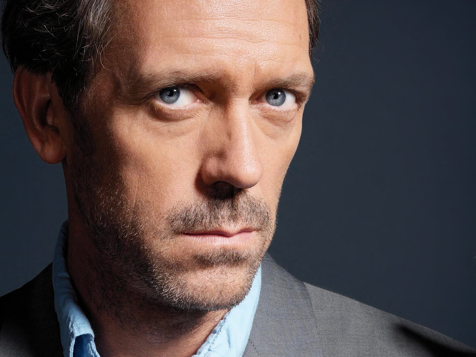 3297 download wallpaper Cinema, People, Actors, Men, House M.d., Hugh Laurie screensavers and pictures for free