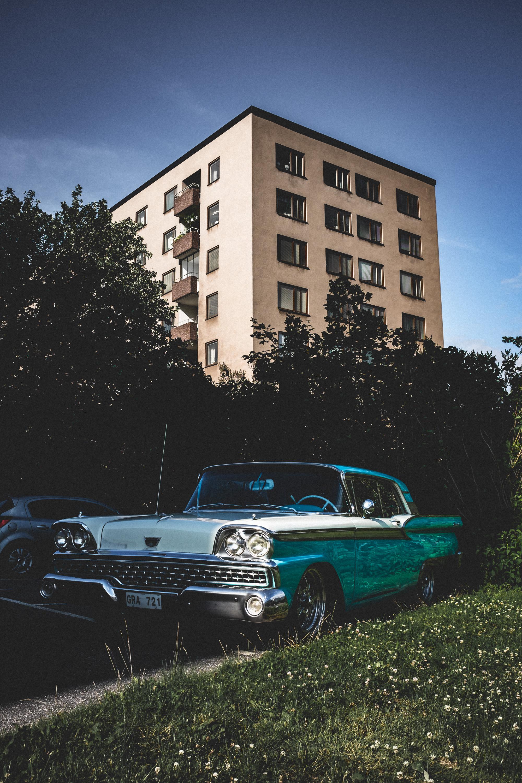 98522 Hintergrundbild herunterladen Ford, Auto, Cars, Wagen, Retro, Ford-Fairlane, Ford Fairlane - Bildschirmschoner und Bilder kostenlos