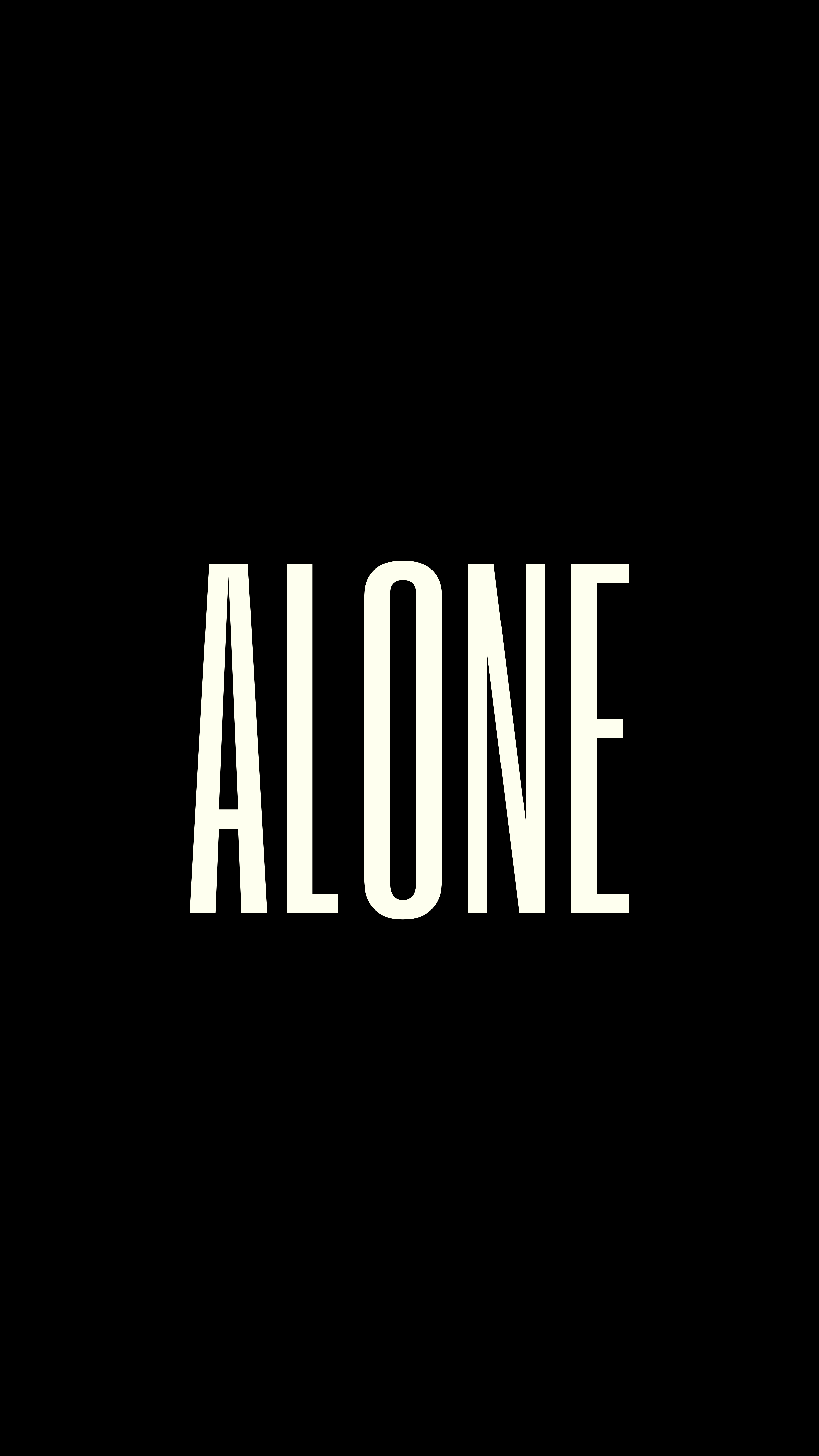 51901 Screensavers and Wallpapers Text for phone. Download Loneliness, Words, Minimalism, Inscription, Text pictures for free