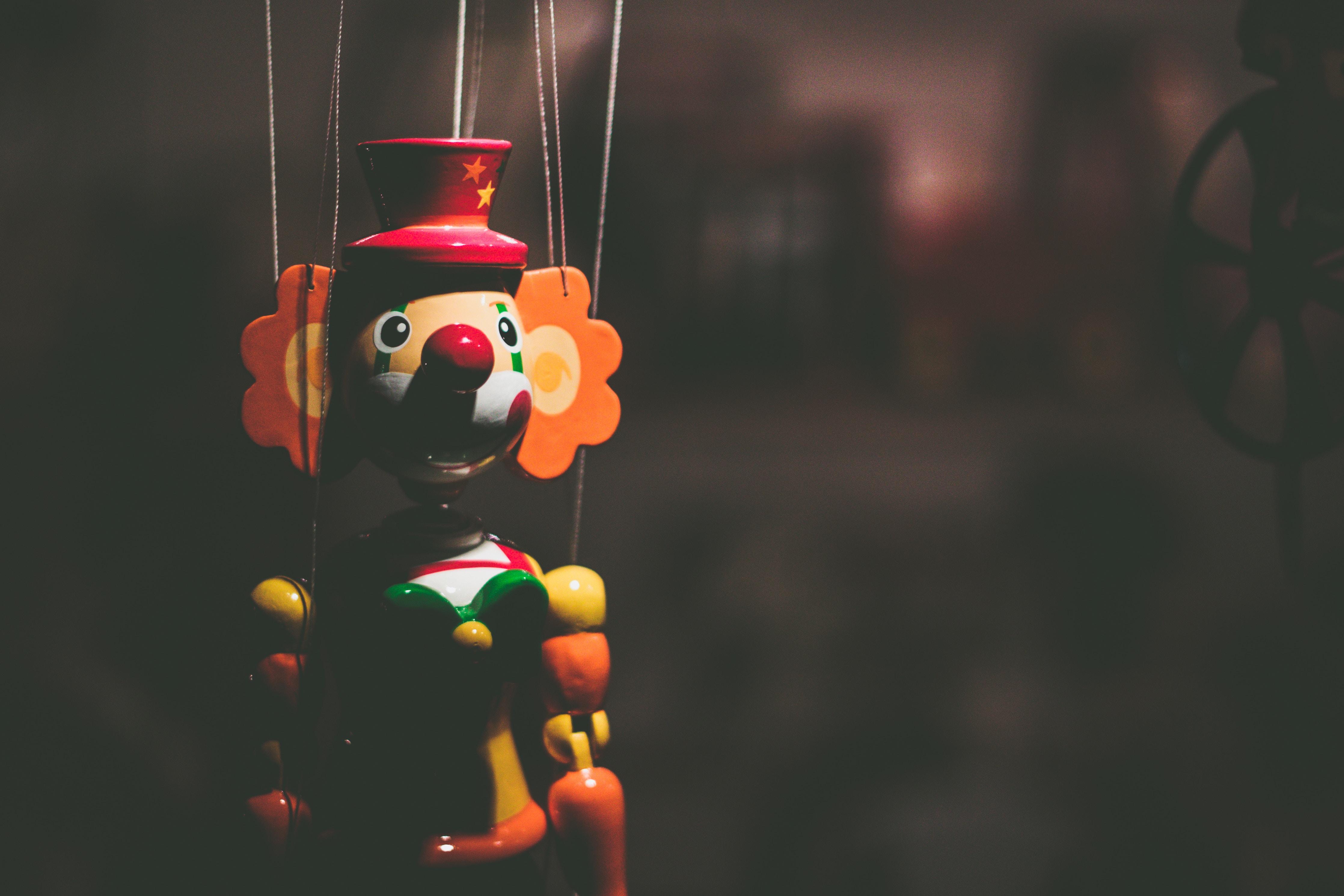 136424 免費下載壁紙 杂项, 小丑, 玩具, 木偶 屏保和圖片
