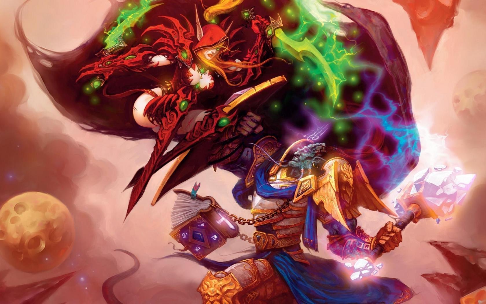 25919 télécharger le fond d'écran Jeux, World Of Warcraft, Wow - économiseurs d'écran et images gratuitement