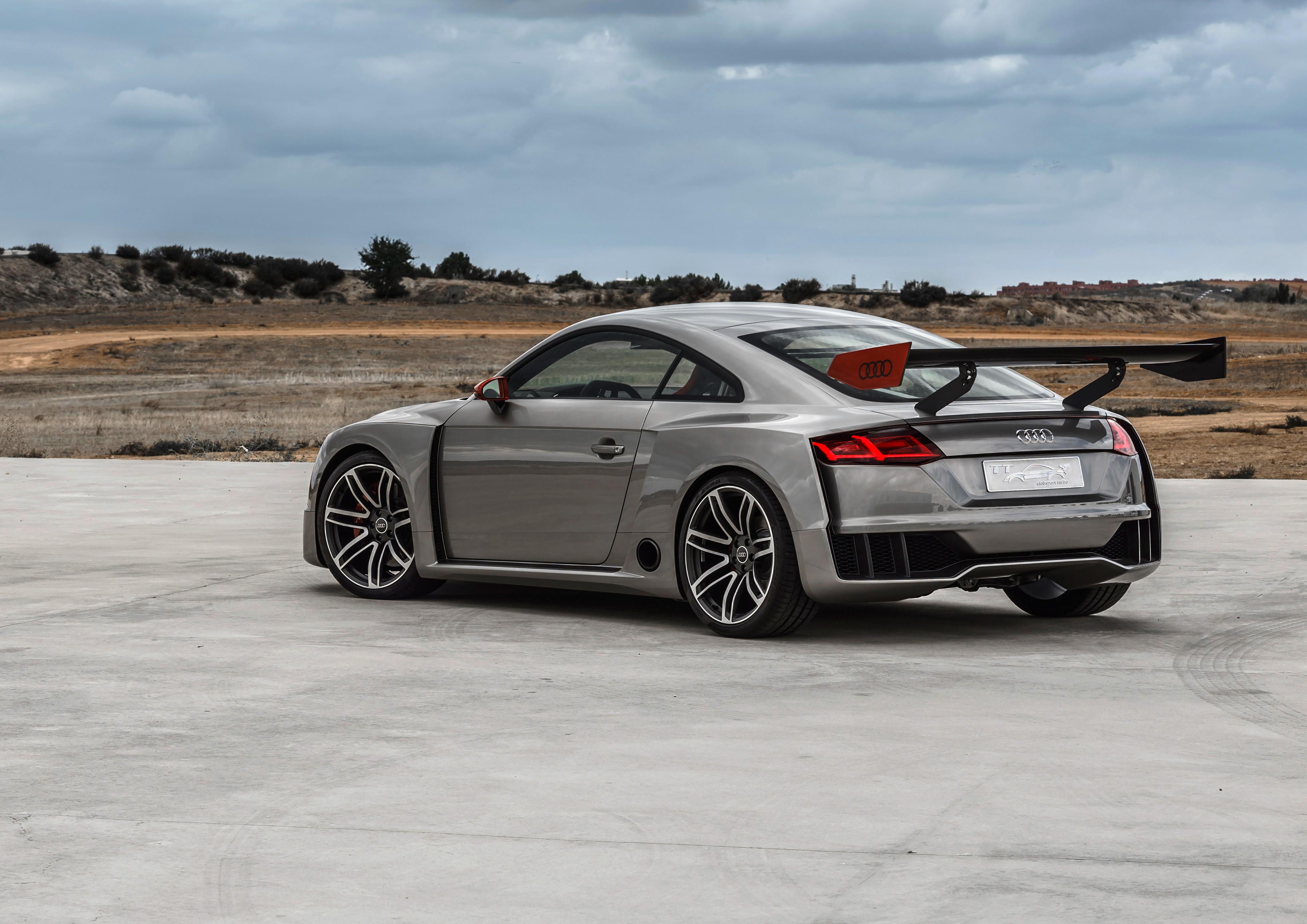 126450 descargar fondo de pantalla Coches, Audi, Tt, Vista Lateral, Perfil: protectores de pantalla e imágenes gratis