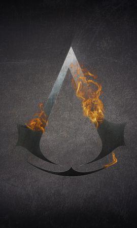 15552 скачать обои Игры, Фон, Логотипы, Кредо Убийцы (Assassin's Creed) - заставки и картинки бесплатно