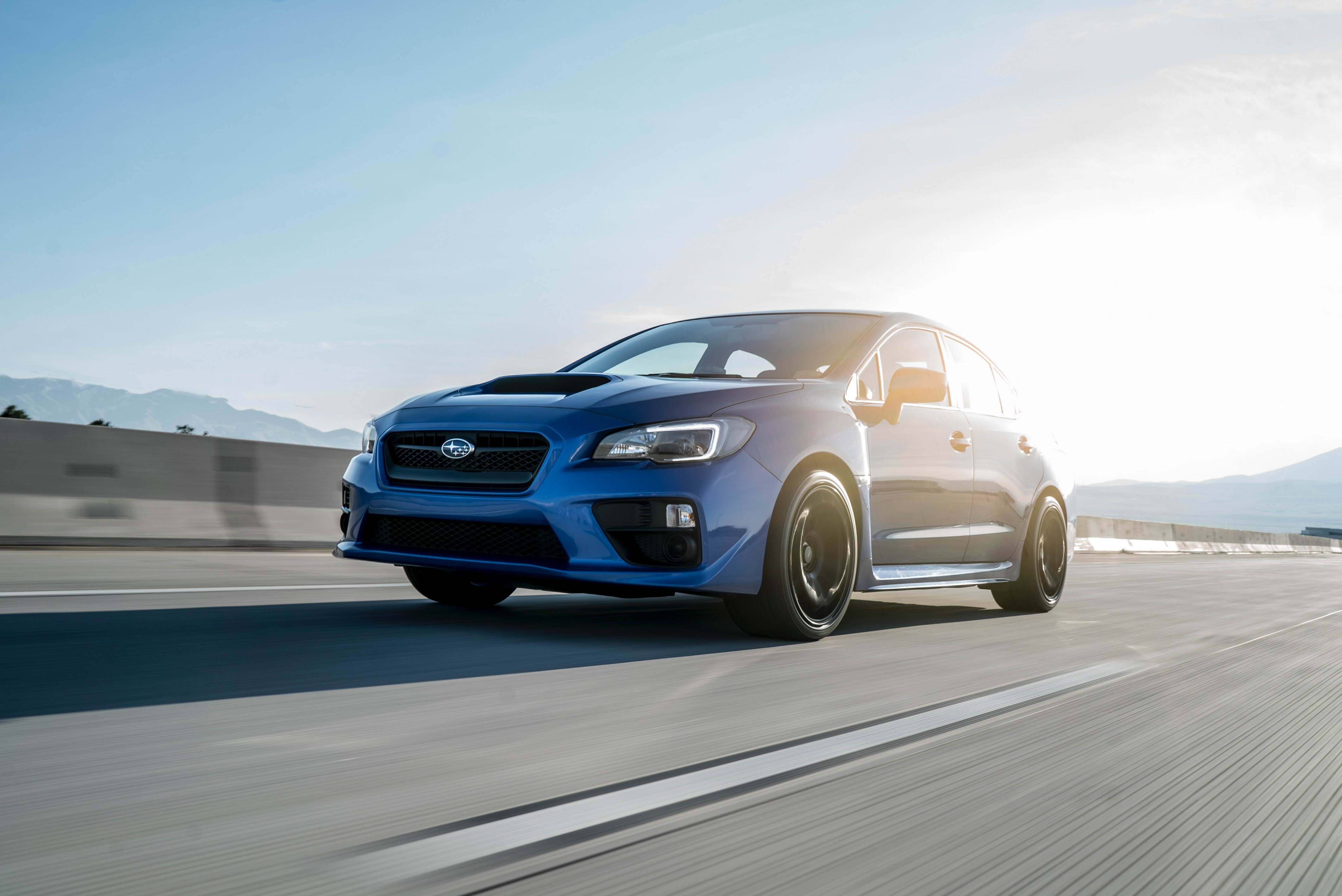 129583 Screensavers and Wallpapers Subaru for phone. Download Subaru, Cars, Car, Traffic, Movement, Side View, Speed pictures for free