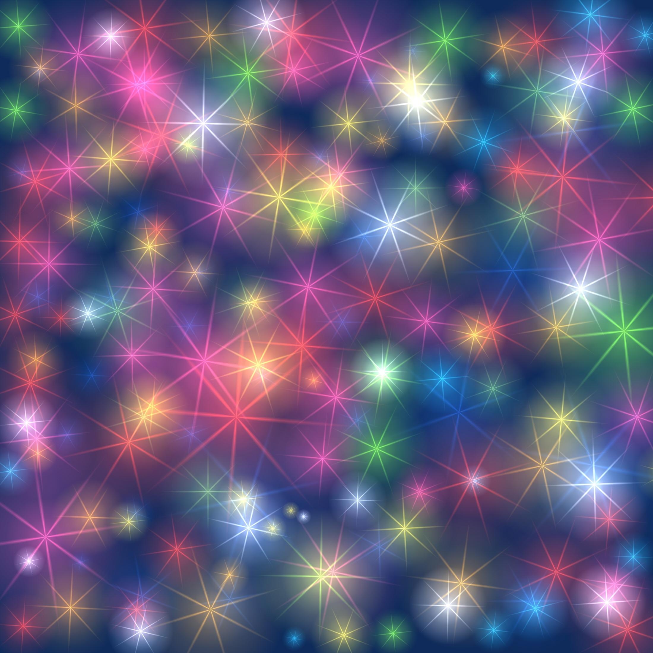 89291 Hintergrundbild herunterladen Patterns, Abstrakt, Schneeflocken, Scheinen, Mehrfarbig, Motley, Brillanz - Bildschirmschoner und Bilder kostenlos
