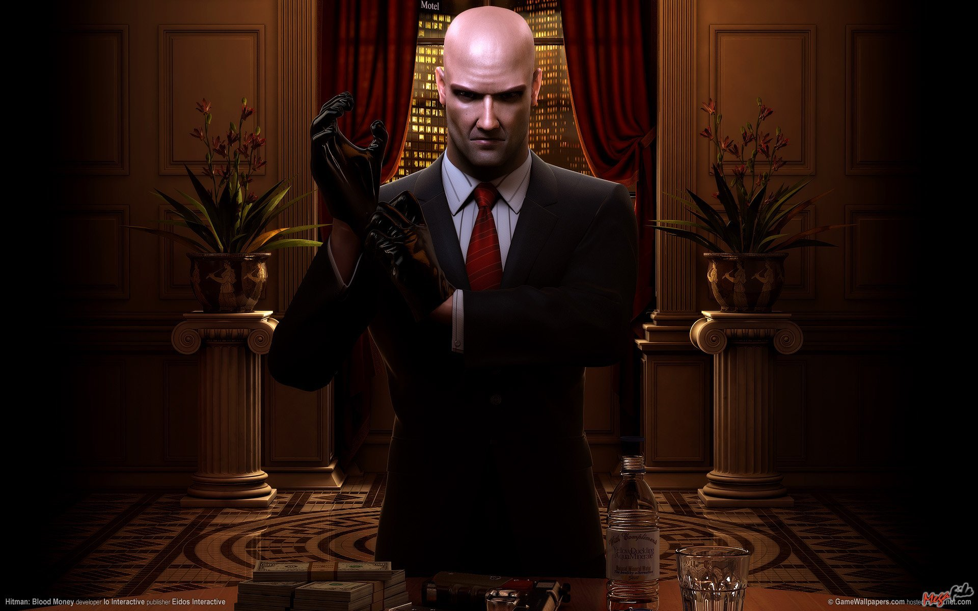 11425 download wallpaper Games, People, Men, Hitman screensavers and pictures for free