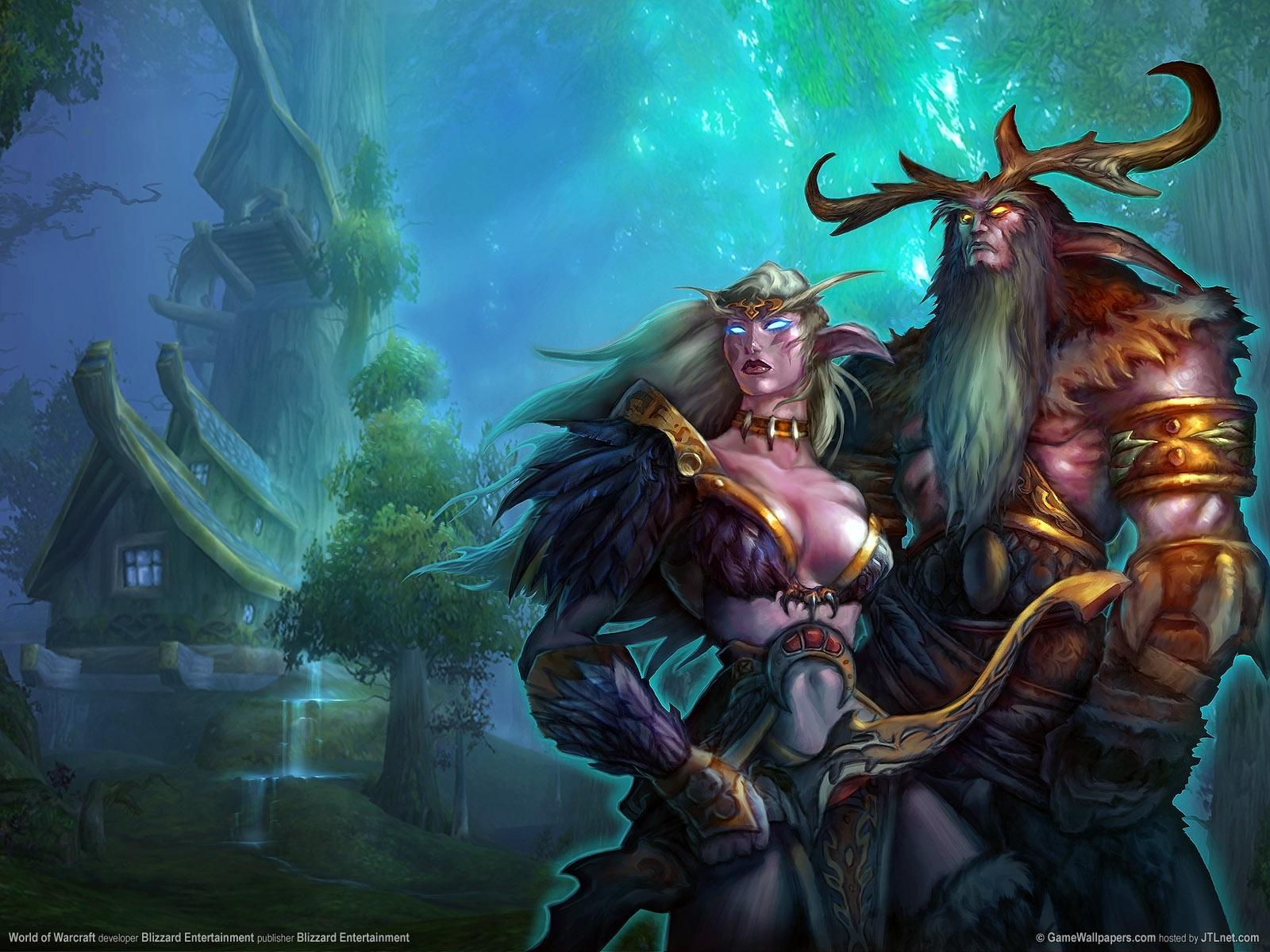 4771 télécharger le fond d'écran Jeux, World Of Warcraft, Wow - économiseurs d'écran et images gratuitement
