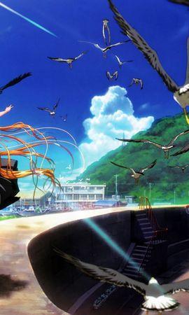 39827 baixar papel de parede Anime, Meninas - protetores de tela e imagens gratuitamente