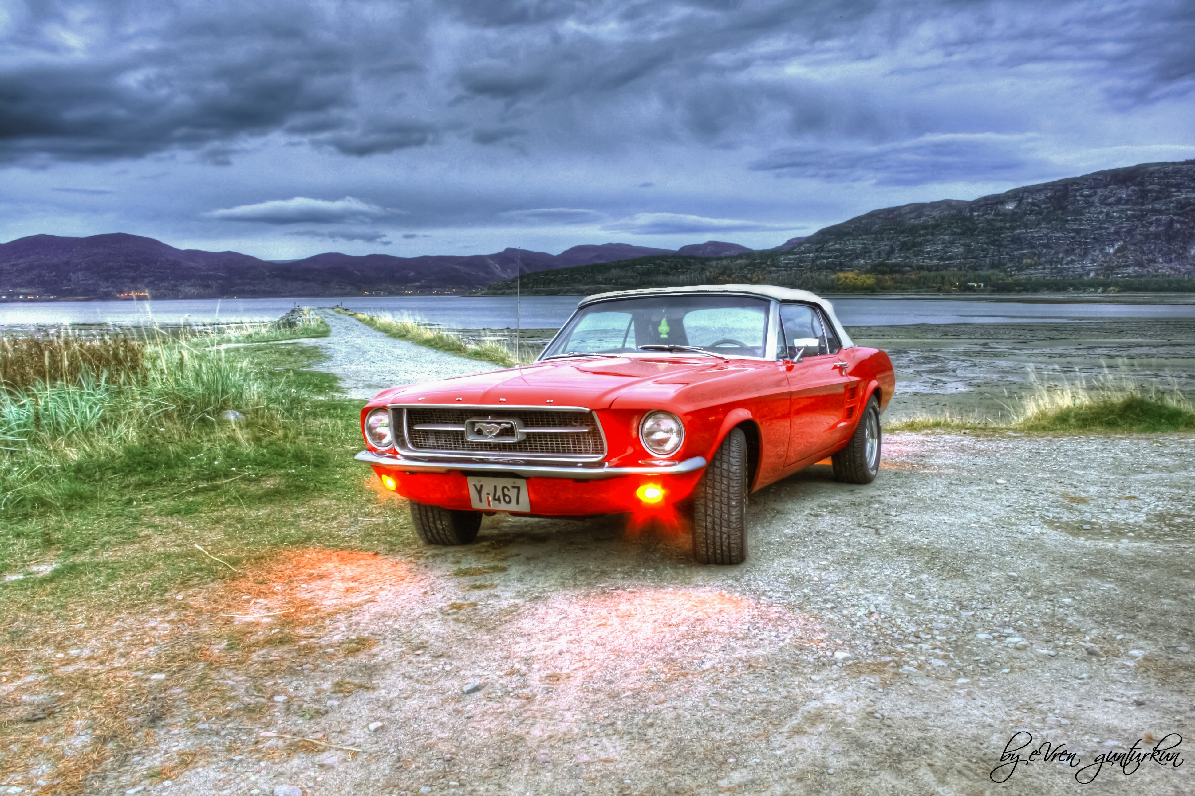 72569 download wallpaper Ford, Mustang, Cars, Hdr screensavers and pictures for free