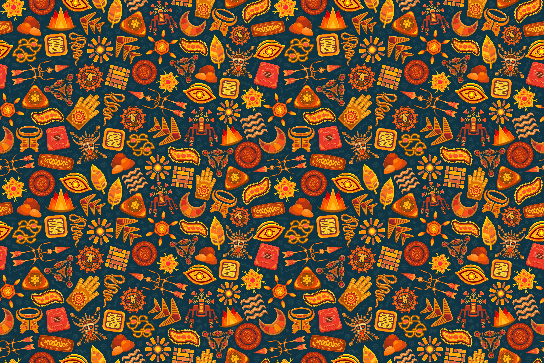 143128 Hintergrundbild herunterladen Symbole, Zeichen, Muster, Textur, Texturen, Farbe, Design, Farbige, Magische, Magisch, Ethnisch, Ethnischen - Bildschirmschoner und Bilder kostenlos