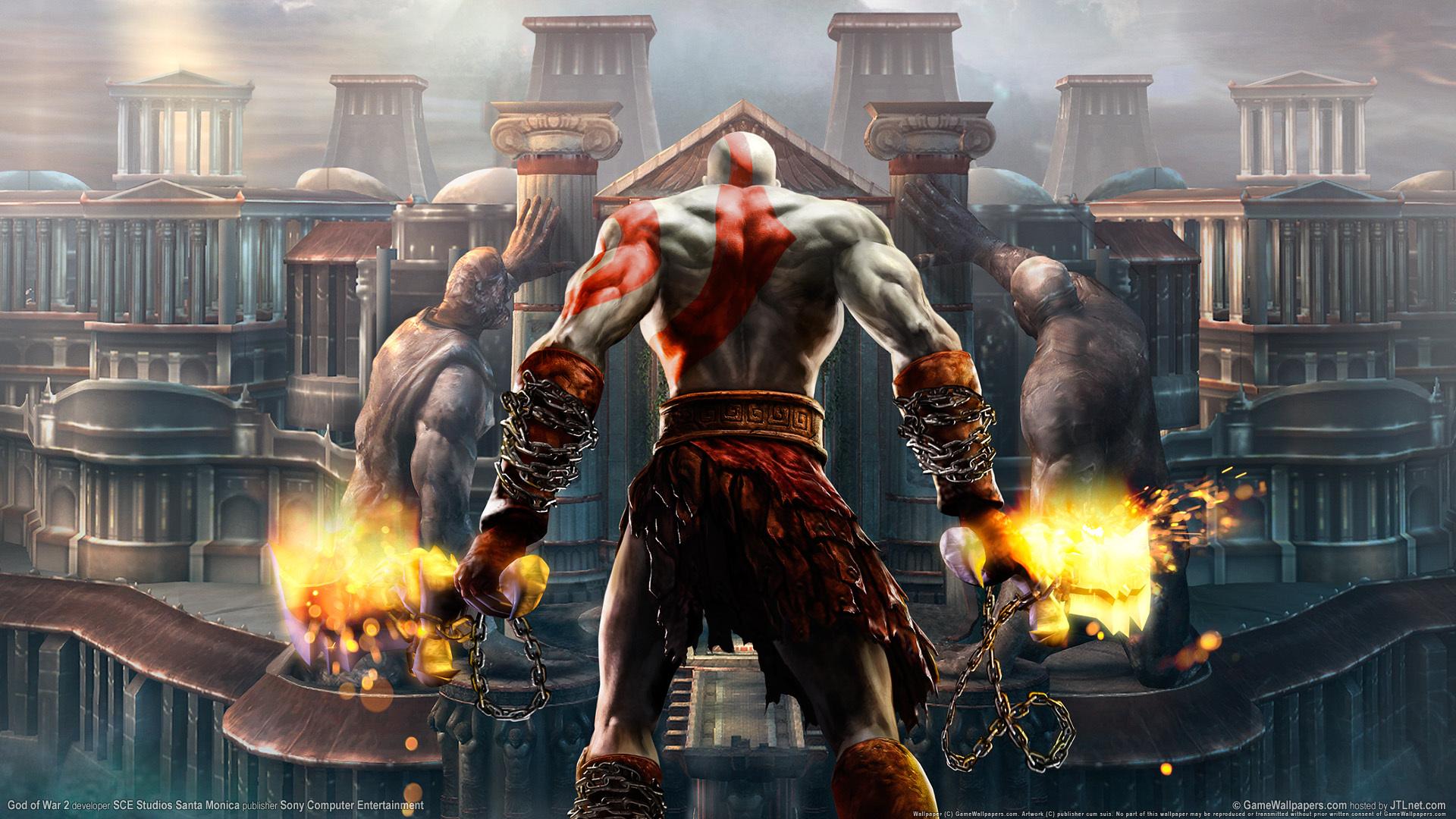 11273 baixar papel de parede Jogos, God Of War - protetores de tela e imagens gratuitamente