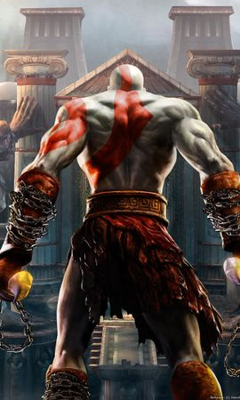 11273 Screensavers and Wallpapers Games for phone. Download Games, God Of War pictures for free
