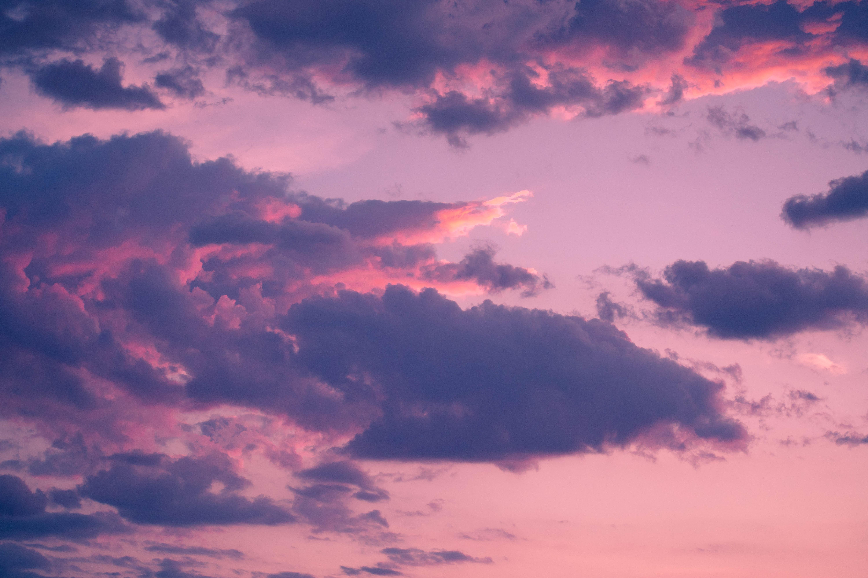 77570 скачать обои Небо, Природа, Закат, Облака, Пористый - заставки и картинки бесплатно