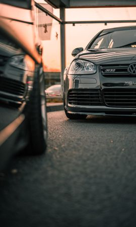 123750 Screensavers and Wallpapers Volkswagen for phone. Download Cars, Volkswagen R32, Volkswagen, Car, Front View pictures for free