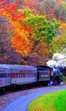 39724 télécharger le fond d'écran Transports, Trains - économiseurs d'écran et images gratuitement