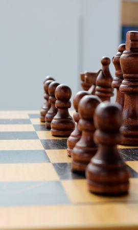 156091 скачать обои Разное, Шахматная Доска, Фигуры, Шахматы - заставки и картинки бесплатно