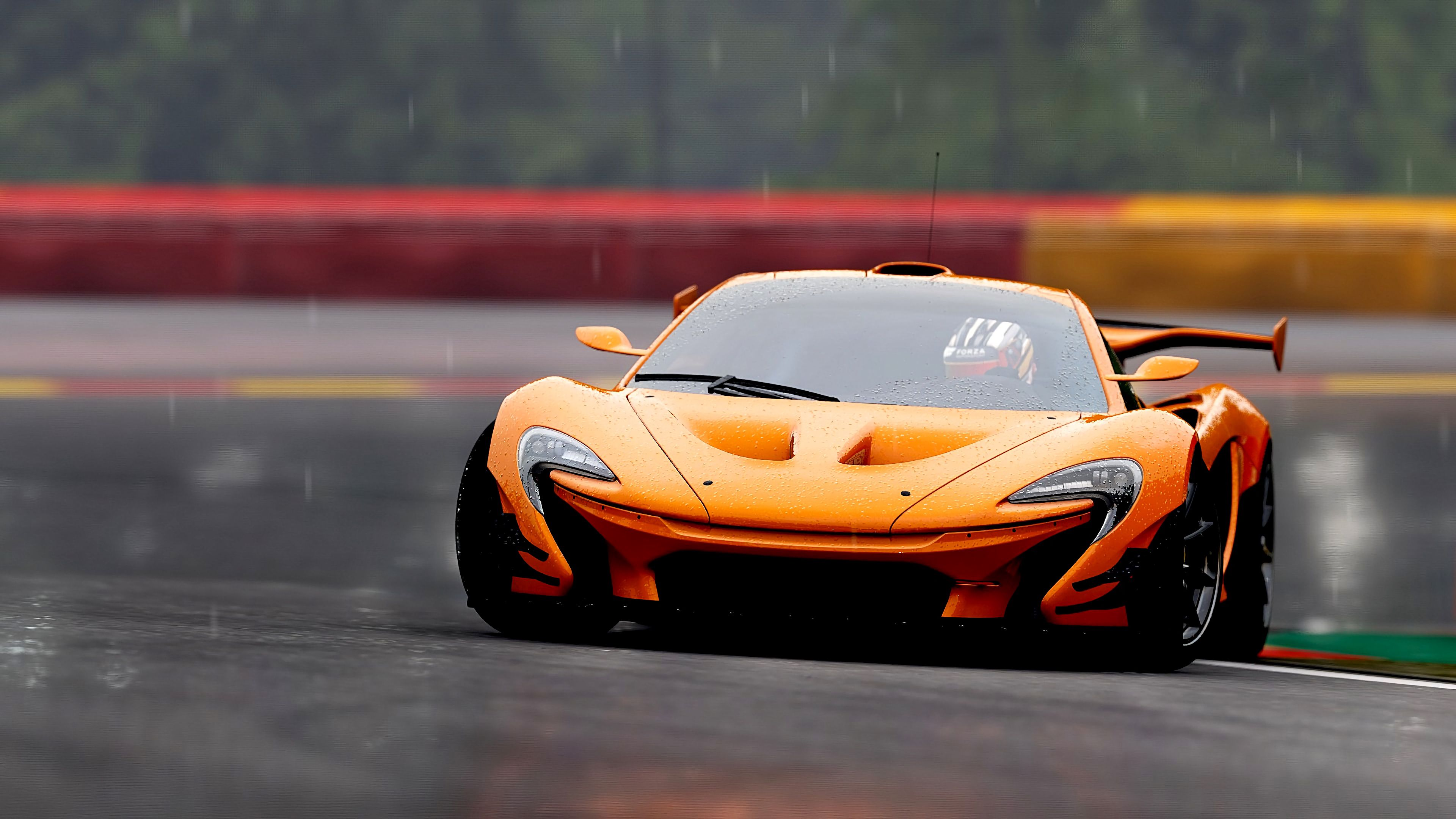 136784 Screensavers and Wallpapers Races for phone. Download Sports, Races, Mclaren, Cars, Front View, Sports Car, Mclaren P1, Mclaren P1 Gtr pictures for free