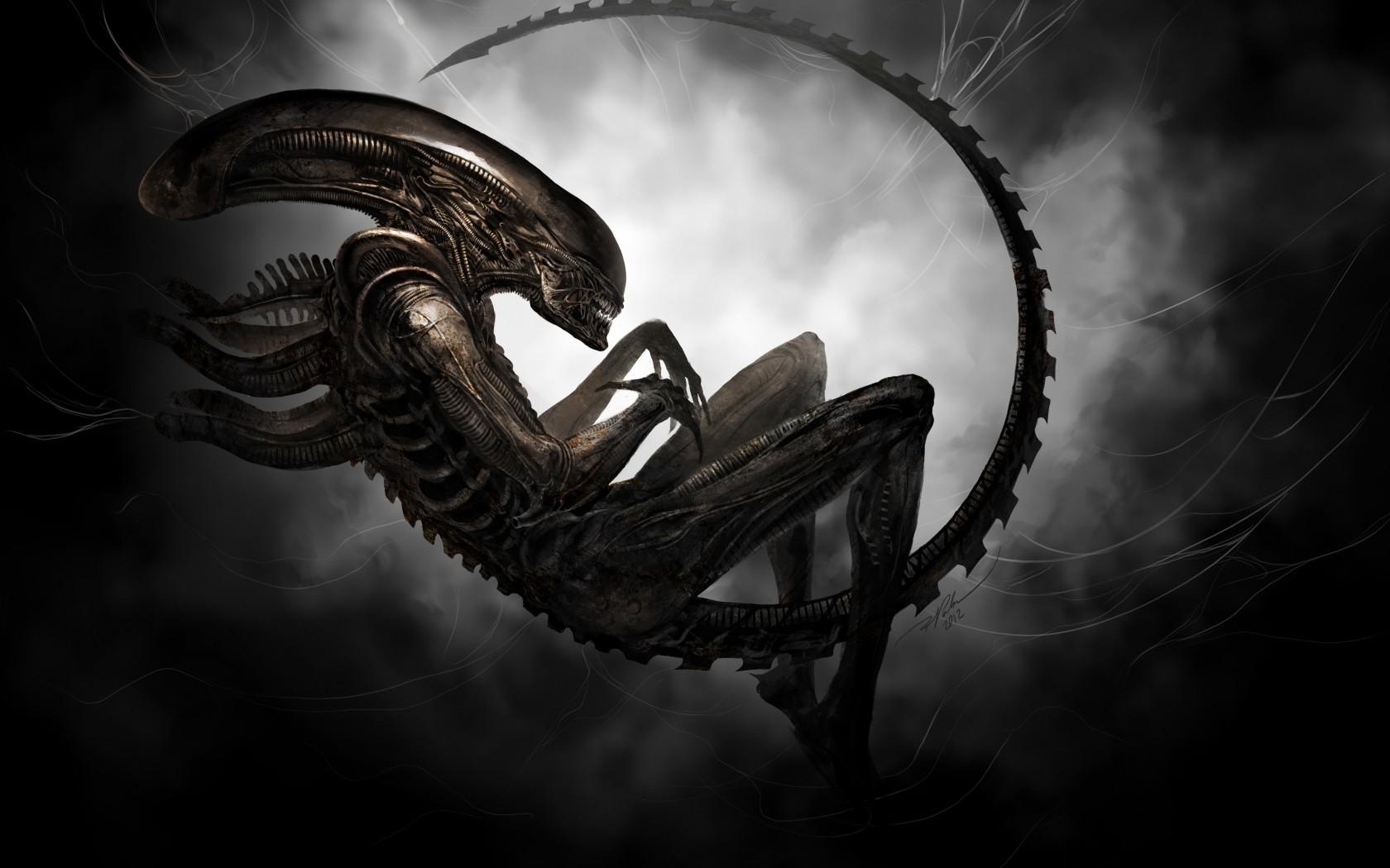 Baixar papel de parede para celular de Cinema, Alienígena gratuito.