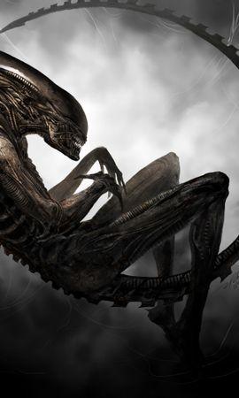 41687 скачать обои Кино, Чужой (Alien) - заставки и картинки бесплатно