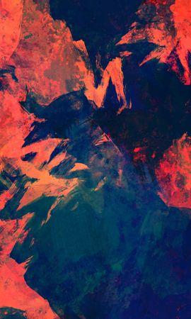 88840 télécharger le fond d'écran Abstrait, Taches, Peindre, Peinture, Sombre - économiseurs d'écran et images gratuitement