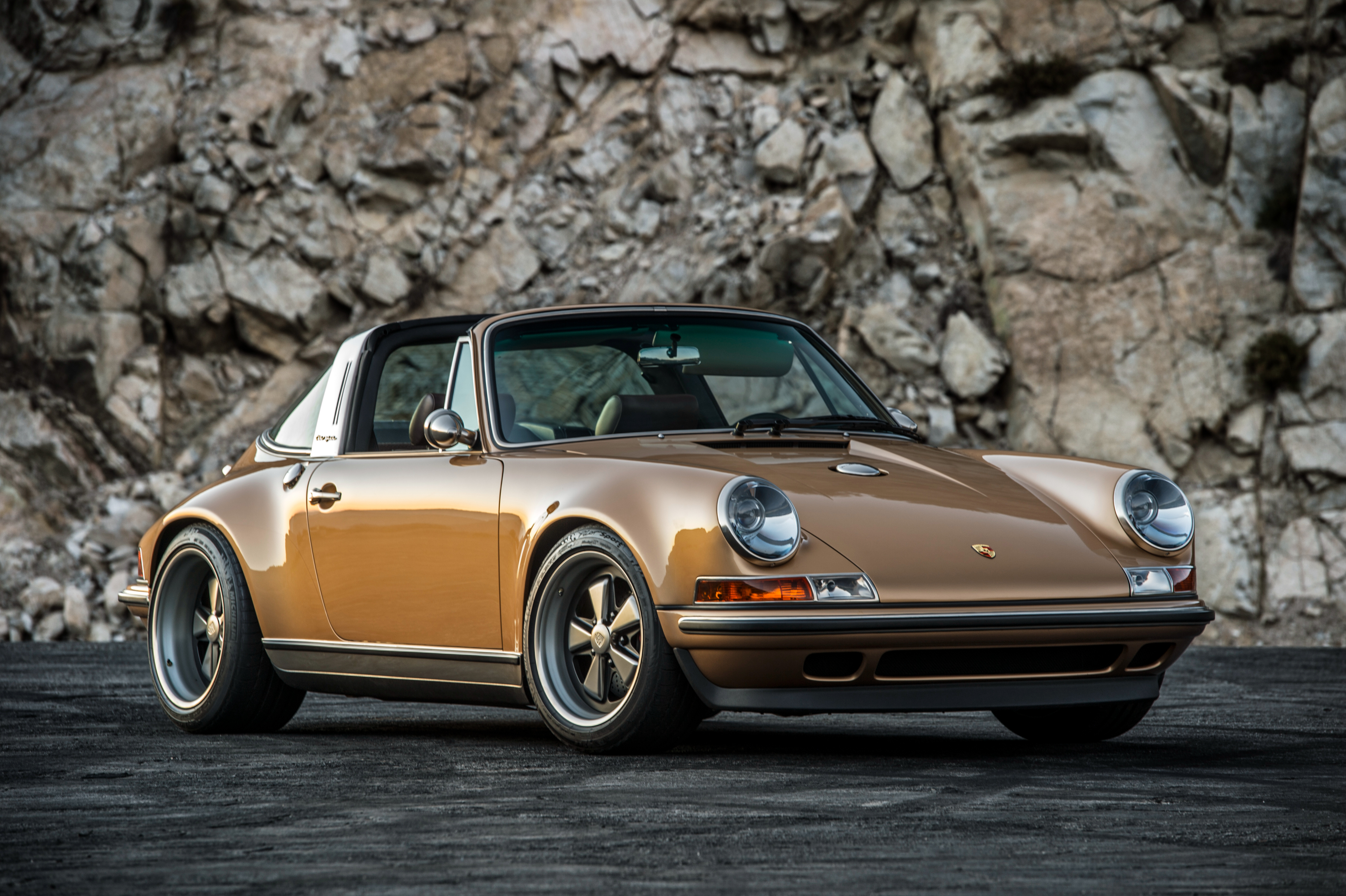 154845 Screensavers and Wallpapers Porsche for phone. Download Porsche, Cars, Side View, Singer, 911 pictures for free
