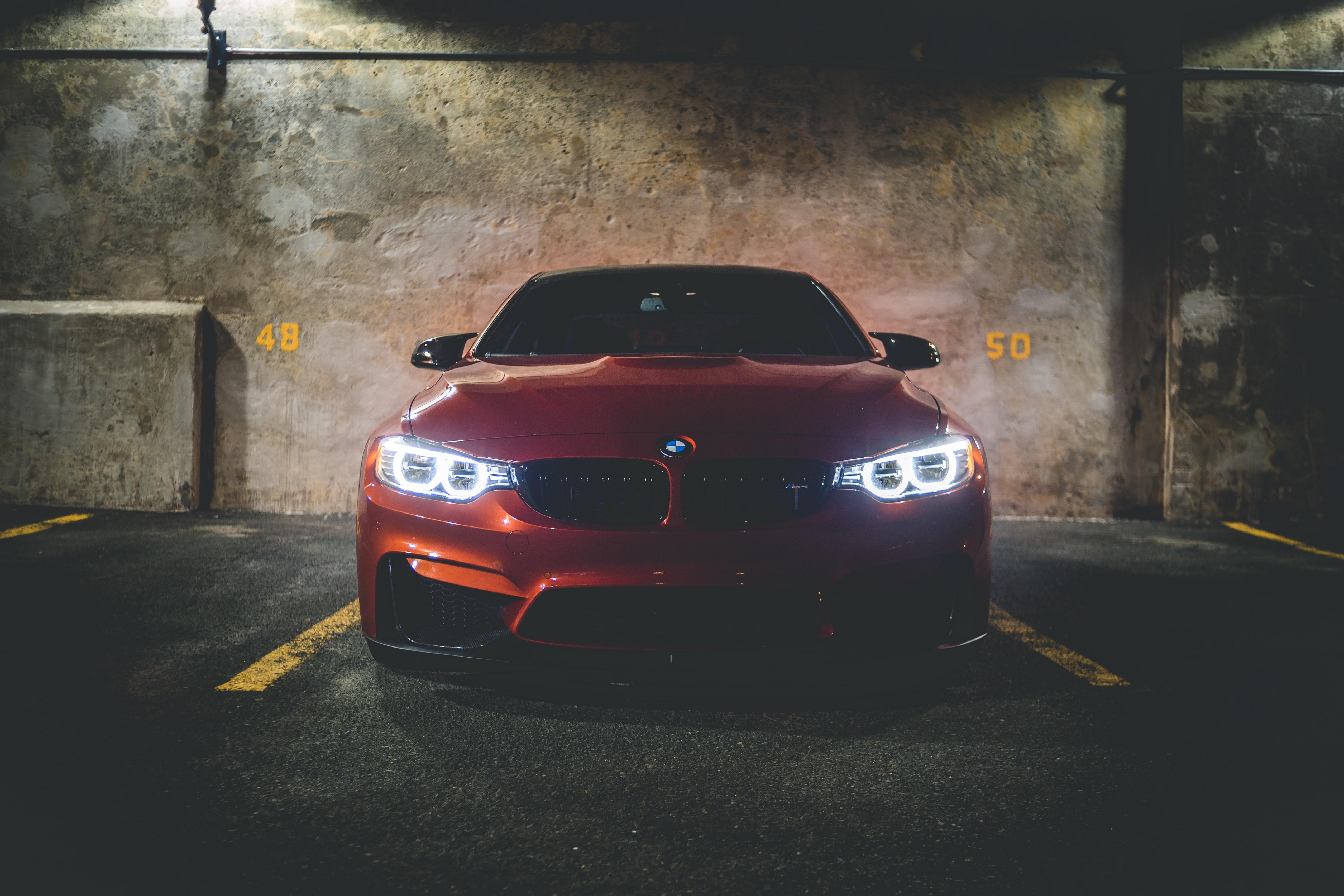 85263 скачать обои Тачки (Cars), Bmw 320I, Бмв (Bmw), Машина, Вид Спереди, Красный - заставки и картинки бесплатно