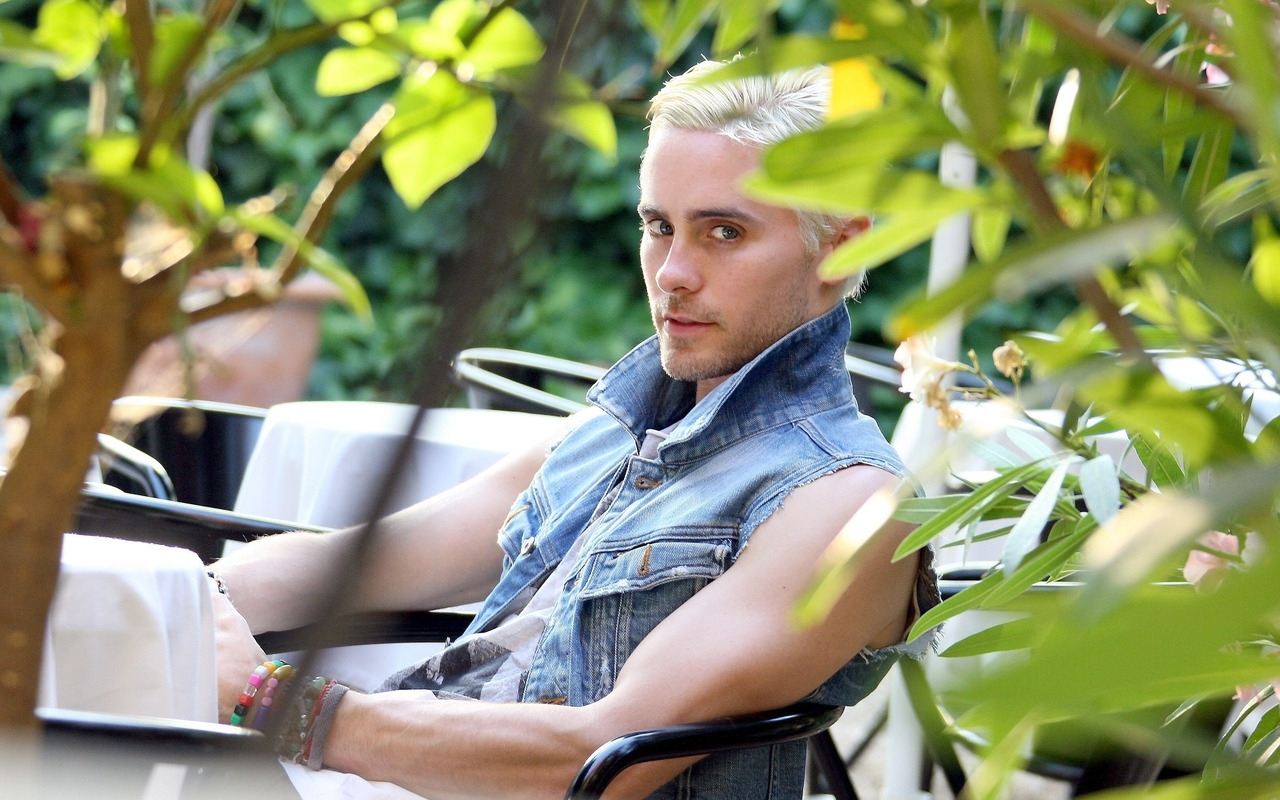 50078 download wallpaper People, Men, Jared Leto screensavers and pictures for free