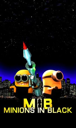 22559 download wallpaper Funny, Cartoon, Despicable Me screensavers and pictures for free