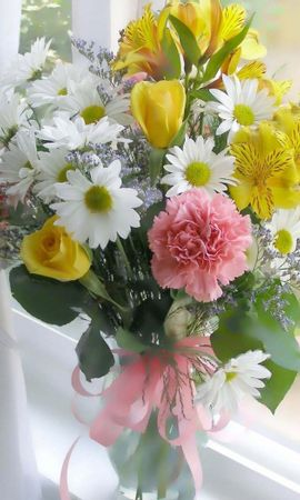 40519 скачать обои Растения, Цветы, Букеты - заставки и картинки бесплатно