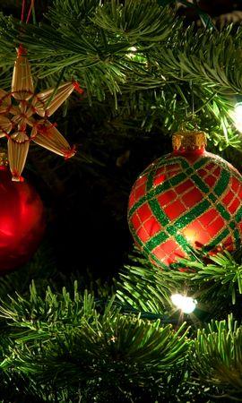 40720 descargar fondo de pantalla Vacaciones, Año Nuevo: protectores de pantalla e imágenes gratis
