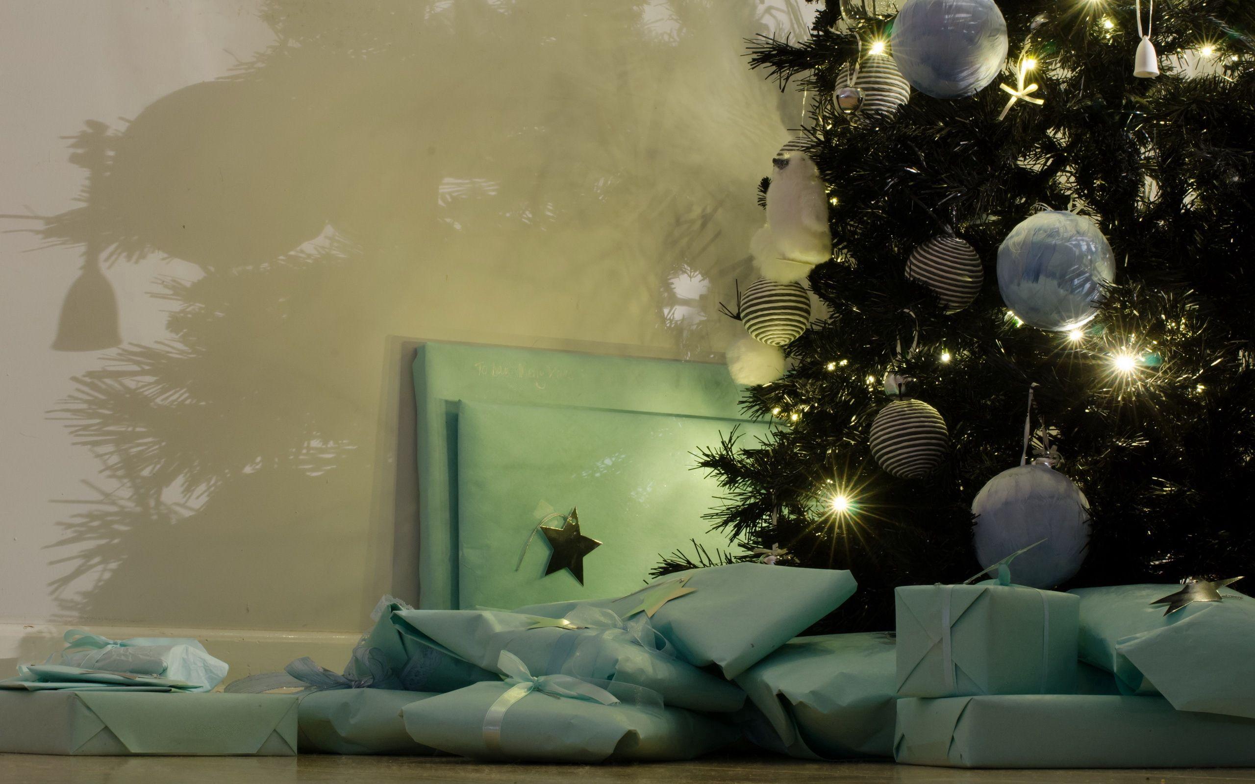 58558 скачать обои Праздники, Новый Год, Праздник, Ёлка, Подарки - заставки и картинки бесплатно