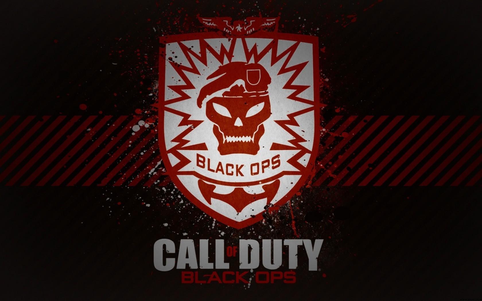 22423 скачать обои Игры, Фон, Логотипы, Call Of Duty (Cod) - заставки и картинки бесплатно