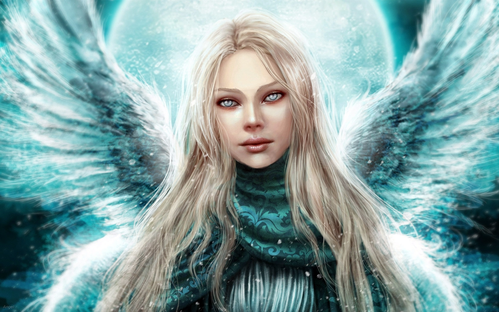 39144 download wallpaper Girls, Fantasy screensavers and pictures for free