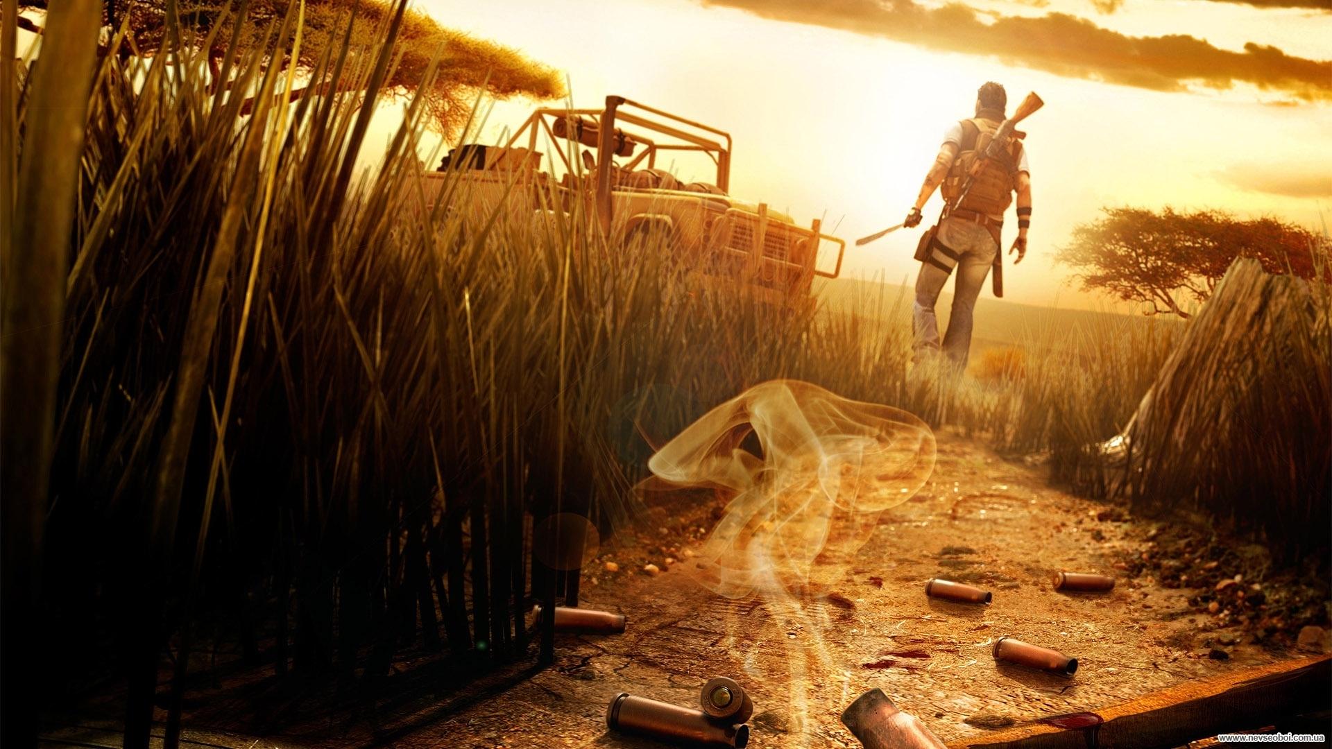 24760 скачать обои Far Cry 2, Игры - заставки и картинки бесплатно