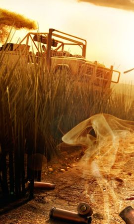 24760 download wallpaper Games, Far Cry 2 screensavers and pictures for free