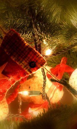 10717 descargar fondo de pantalla Vacaciones, Año Nuevo, Navidad: protectores de pantalla e imágenes gratis